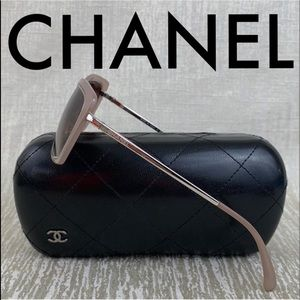👑 CHANEL RARE SUNGLASSES 💯AUTHENTIC
